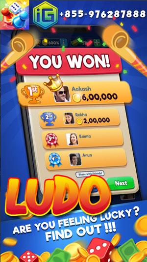 Game Ludo Online